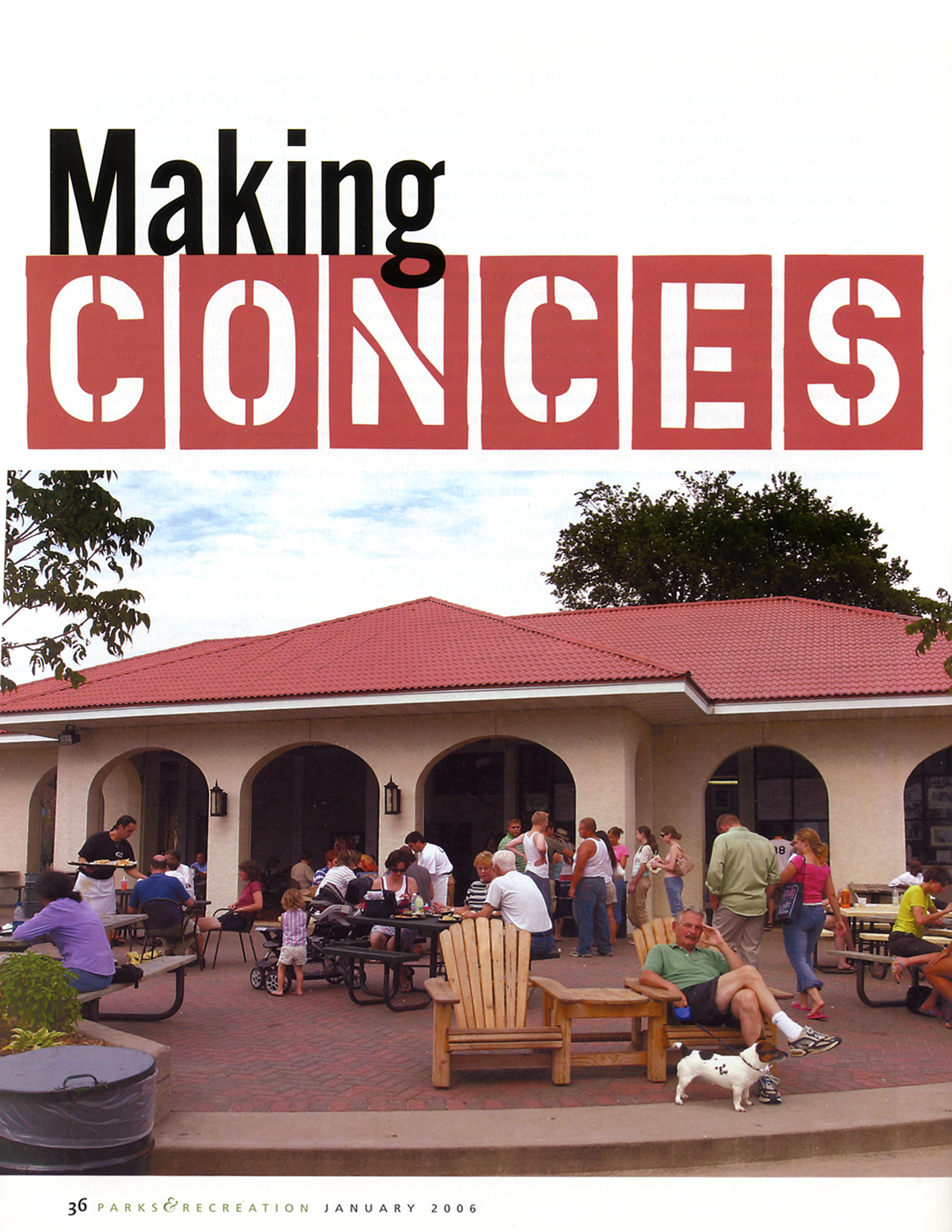 making concessions kitchen design and food and beverage consulting
