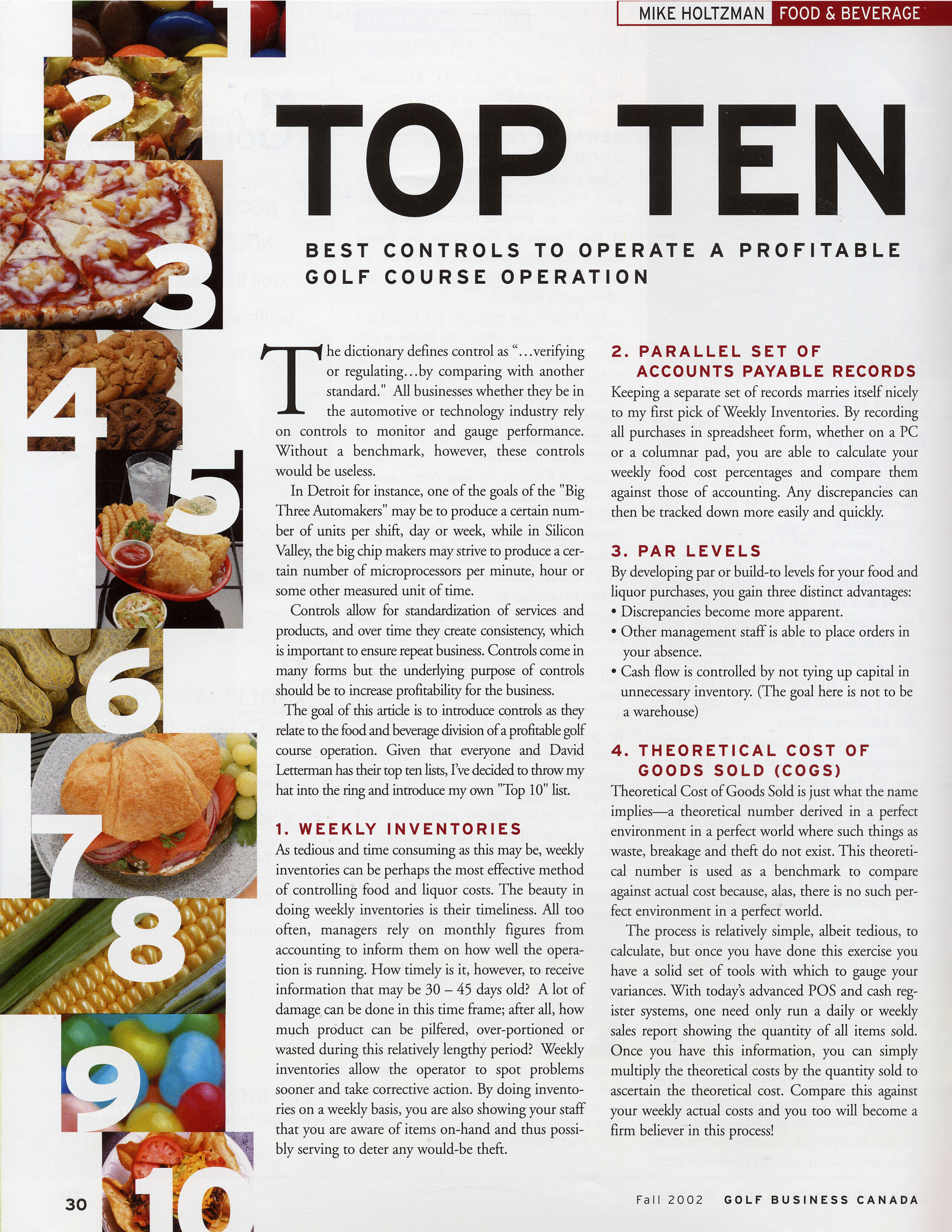 top ten kitchen design and food and beverage consulting